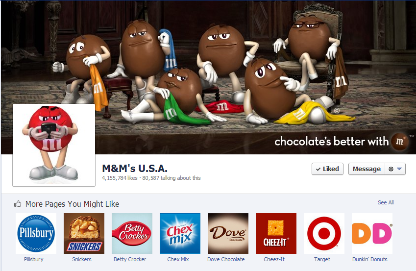 M&M Facebook Timeline cover