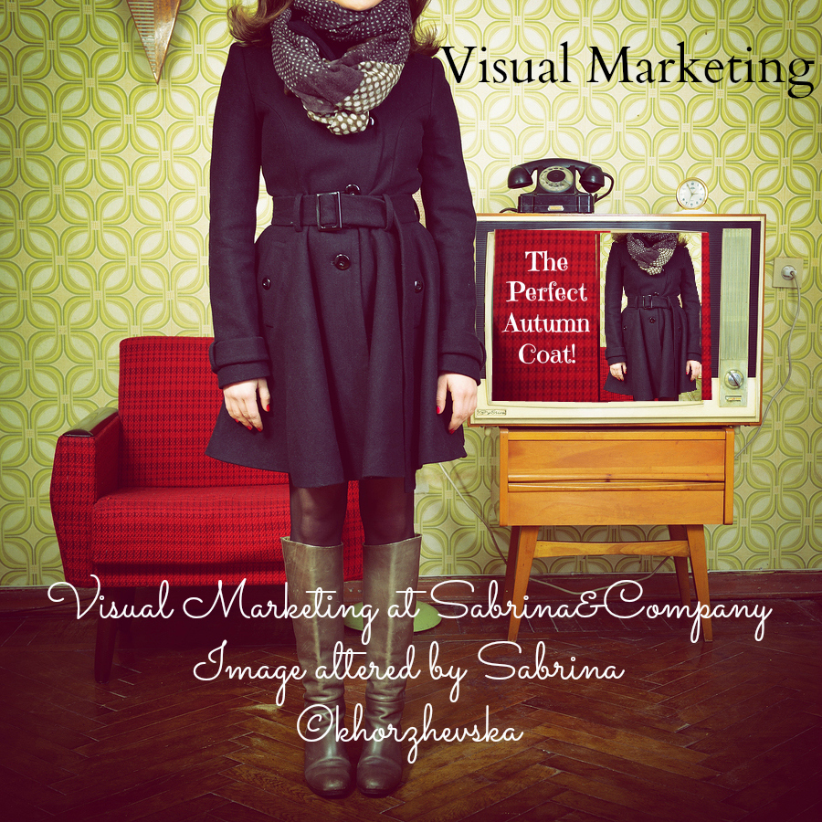 Visual Marketing at Sabrina&Company