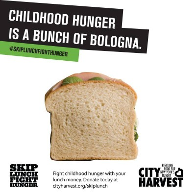 Childhood Hunger is a bunch of bologna