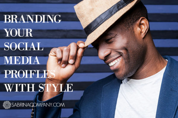 Brand Your Social Media Profiles With Style