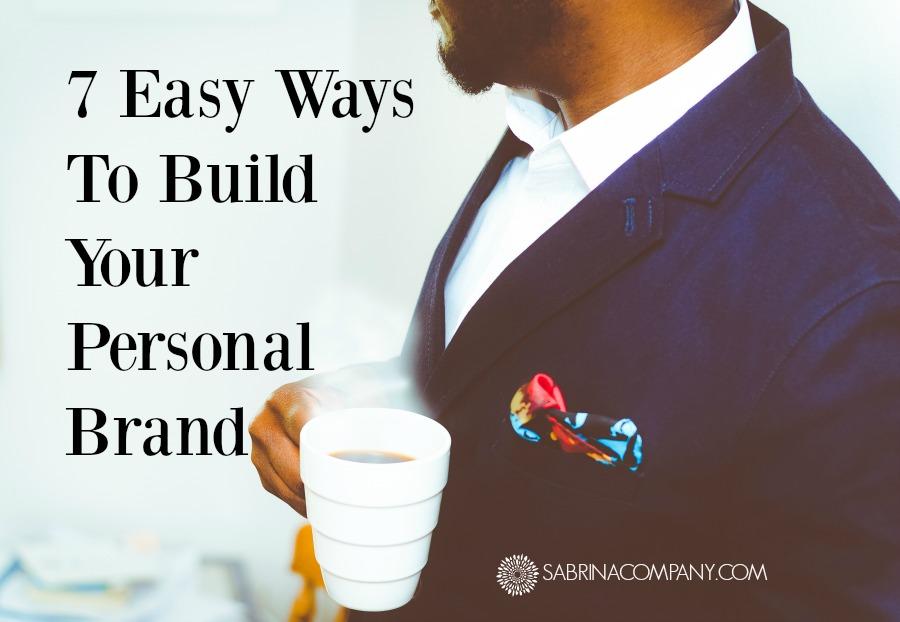 7 EASY WAYS BRAND