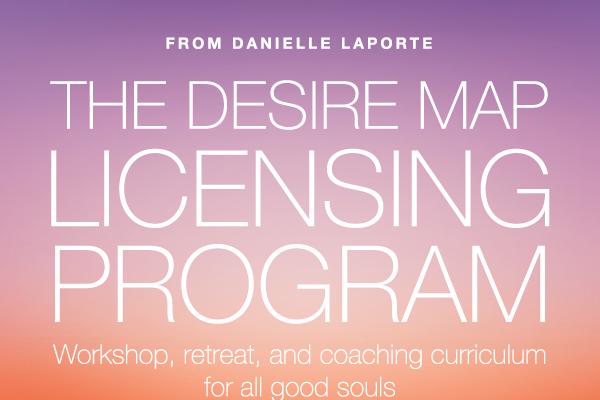 The Desire Map Licensing Program