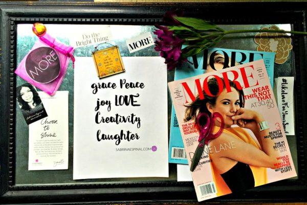 Vision Boards With Meaning