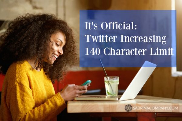 Twitter Increasing 140 Character Limit In September
